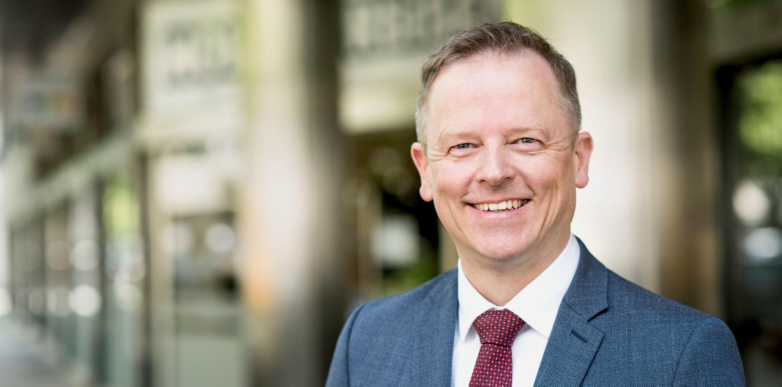 Portrait Dr. Andreas Klemm